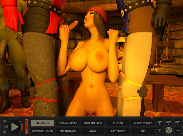 pirate adult game