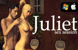 juliet sex session free porn game