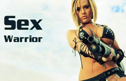 sex warrior 3d porn shooter